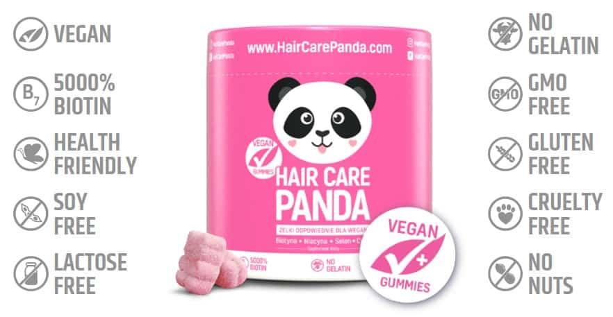 Skład Hair Care Panda