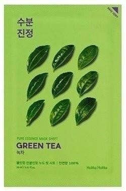 Holika holika maseczka pure essence mask green tea 20 ml