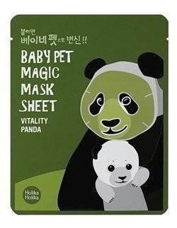 Holika holika magic mask maska na twarz panda
