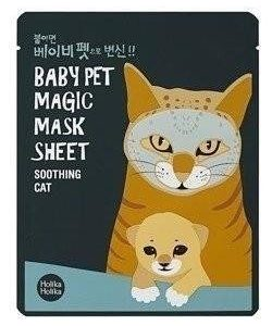 Holika holika magic mask cat maska na twarz kot