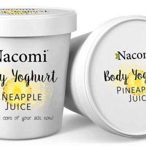 Nacomi jogurt do ciała o zapachu ananasa180 ml