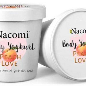 Nacomi jogurt do ciała o zapachu brzoskwini 180 ml